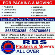 Packers and movers all over Mumbai Maharashtra Pune to all over India