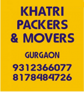KHATRI PACKERS & MOVERS in Gurgaon City