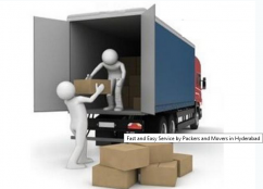 Fast and Easy Service by Packers and Movers in Hyderabad