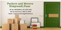 Professional Packers and Movers in Hinjewadi,Pune