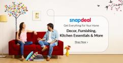 Get Everything For Your Home Decor,Furnishing,Kitchen Essentials and More - goos