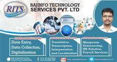Data Entry, Translation & Manpower Outsourcing Services