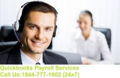 Quickbooks Assited Payroll Services Toll Free Number 1844-777-1902