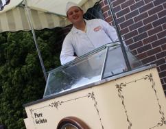 Gelato Cart Hire Sydney Weddings Corporate Functions
