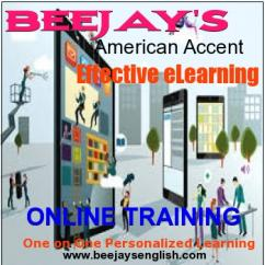 BeeJays Online Accent Training