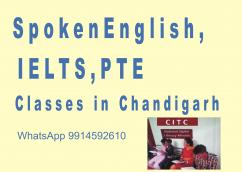 Best English speaking and IELTS Coaching with CITC in Chandigarh