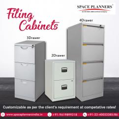 File Cabinets & Cupboards Manufacturer In India