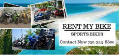 Sports Bikes On Rent in Goa