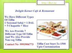 DKCR Tiffin Box Services