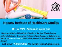 bachelor of physiotherapy course in Kolkata