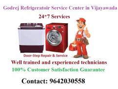 Godrej Refrigerator Service Center in Vijayawada 9642030558