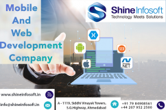shine infosoft  Xamarin Mobile App & Website Development Company
