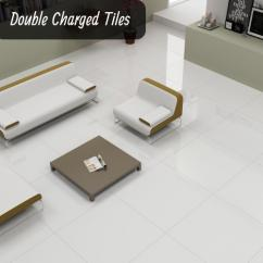 Double Charge Vitrified Tiles 800X800mm