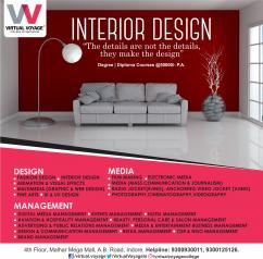 Best College For Interior Designing Courses in Indore