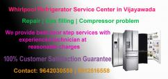 whirlpool Refrigerator Service Center in Vijayawada 9642030558