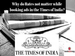 Times Of India Advertisement Booking Online at Lowest Ad Rates