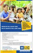 LIC Endowment Plans