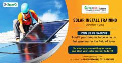 Solar energy training in Nagpur