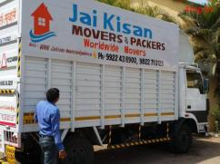 Hire Packers and Movers in Baner Pune Jai Kisan Movers and Packers