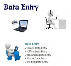 Outsource Data Entry Company in India