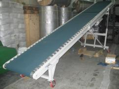 Inclined Belt Conveyors Manufacturer NCR Delhi Ghaziabad
