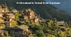 Nepal Tour Packages  Hyderabad to Nepal Tour Packages- Musafircab