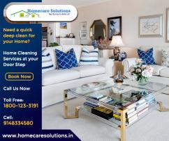 Home Cleaning Services in Bangalore - Homecaresolutions