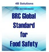 BRC food & BRC IoP packaging certification in Delhi, Kanpur, Baddi, India