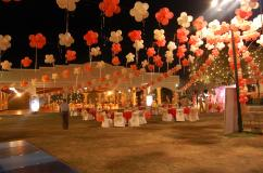 Balloon decorator in gurgaon golf course road