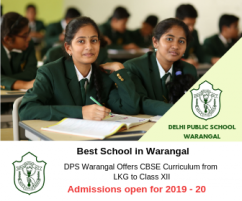 Best CBSE School DPS Warangal