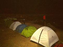 Overnight Camping in Dawki Shnongpdeng
