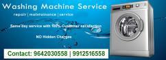 Washing Machine Service Center in Vijayawada 9912516558