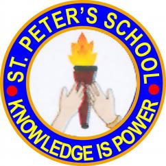 Admission going on in St Peters School