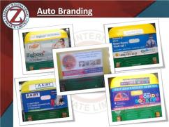 Auto Rickshaw Advertising Agency in Delhi