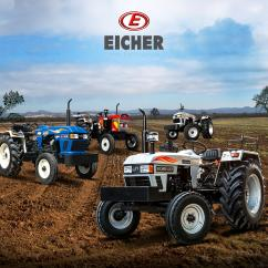 Buy and Sell Used Eicher at Tractor guru