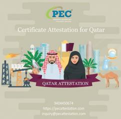 Qatar Embassy Attestation in Delhi