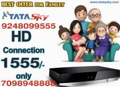Tatasky new connection in sanath nagar sd/hd 1290/1490 call_  9248099555