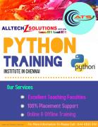Python Certification Training in Chennai.