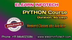 Python Course Training in Hyderabad with Placement Assistance