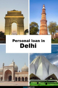 Compare the best Loan offers for Personal Loan in Delhi