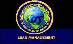 Lean Management Certification Classroom and Online Training