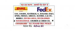 CALL 99150-14014 DHL DOCUMENT COURIER SERVICE LUDHIANA TO USA CANADA AUSTRALIA