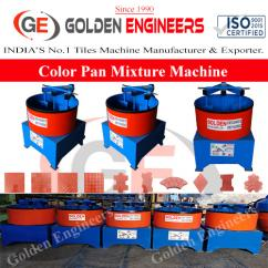 High quality Interlocking Tile Making Machine