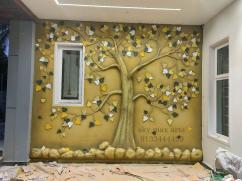 Wall murals for living room in Hyderabad