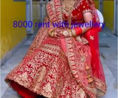 Lehenga for rent