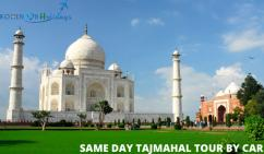 Same Day Taj Mahal Tours