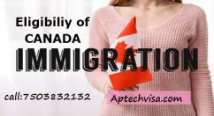 What is the eligibility of Canada Immigration