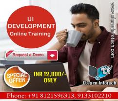 Best UI Developer Course Online Training in Hyderabad