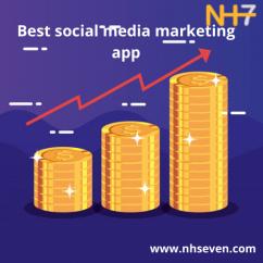 NH7 - best social media marketing apps.