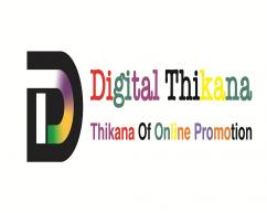 DIGITAL THIKANA-Digital Maketing and Web Development Company